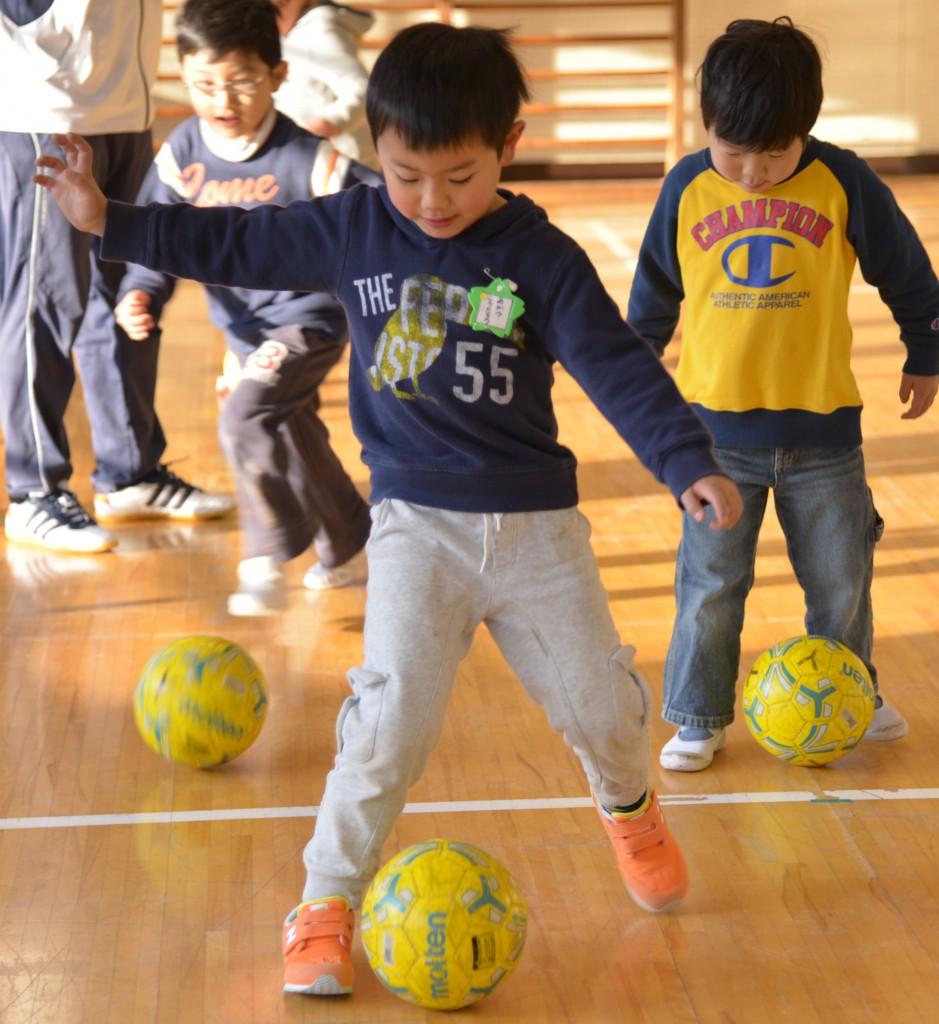 a サッカー (2)