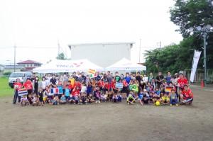 ブログ1(サッカーフェス)