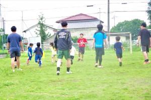 ブログ6(サッカーフェス)