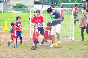 ブログ5(サッカーフェス)